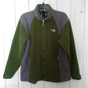 The North Face fleece jacket extra large